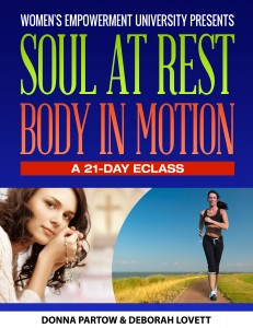 Soul at Rest, Body in Motion 2D
